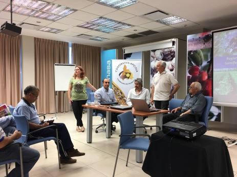 Presentación e inicio del taller